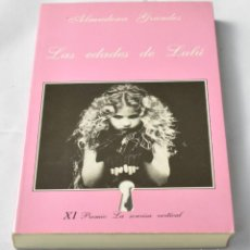 Libros de segunda mano: LAS EDADES DE LULÚ. GRANDES ALMUDENA. Lote 143402502