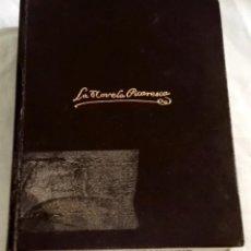 Libros de segunda mano: LA NOVELA PICARESCA ESPAÑOLA, TOMO I - AGUILAR 1974. Lote 146930266