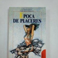 Libros de segunda mano: EPOCA DE PLACERES. DAME JENNY EVERLEIGH. ROBIN BOOK. NARRATIVA EROTICA. TDK359. Lote 147438074
