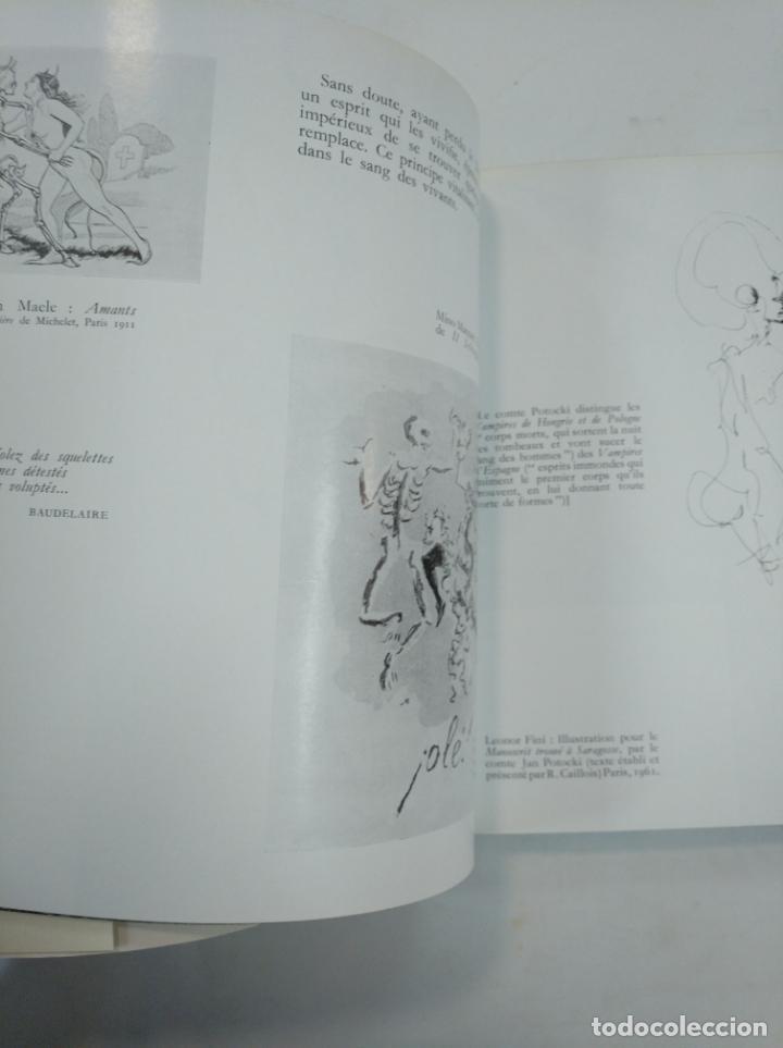 Libros de segunda mano: LE VAMPIRE. ORNELLA VOLTA. BIBLIOTEQUE INTERNATIONALE D'EROTOLOGIE. EN FRANCES. TDK359 - Foto 3 - 147443118