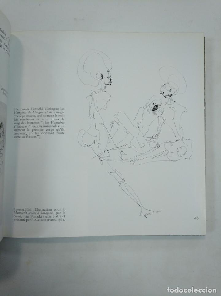 Libros de segunda mano: LE VAMPIRE. ORNELLA VOLTA. BIBLIOTEQUE INTERNATIONALE D'EROTOLOGIE. EN FRANCES. TDK359 - Foto 4 - 147443118