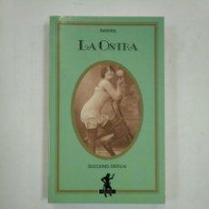 Libros de segunda mano: LA OSTRA. ANONIMO. SELECCIONES EROTICAS. SILENO. TDK359. Lote 147449774