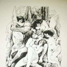 Libros de segunda mano: EL JARDÍN DE VENUS (SAMANIEGO + LORENZO GOÑI ) EDICIÓN LUJO HELIODORO 1977. ED. NUMERADA. SIN USAR. Lote 147932030