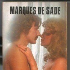 Libros de segunda mano: CUENTOS ERÓTICOS - MARQUES DE SADE - E.M. FARIÑAS 1980. Lote 151369166