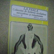 Libros de segunda mano: LA PERLA Nº 11. Lote 151440222