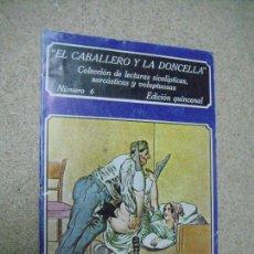 Libros de segunda mano: EL CABALLERO Y LA DONCELLA Nº 6. Lote 151440782