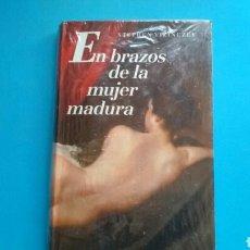 Libros de segunda mano: EN BRAZOS DE LA MUJER MADURA .STEPHEN VIZINCZEY CÍRCULO DE LECTORES. Lote 155777613