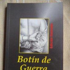 Livres d'occasion: BOTIN DE GUERRA //GABRIELA CIANNI/D·FANTASY SADO ILUSTRADA BUEN ESTADO. Lote 155921586