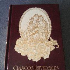 Libros de segunda mano: CLÁSICOS UNIVERSALES DE LA LITERATURA ERÓTICA LA LOZANA ANDALUZA. Lote 157910406
