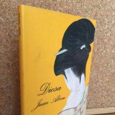 Libros de segunda mano: DIOSA - JUAN ABREU - TUSQUETS. LA SONRISA VERTICAL - MUY BUEN ESTADO. Lote 161763770
