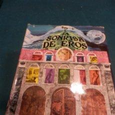 Libros de segunda mano - LA SONRISA DE EROS - LIBRO DE JUAN PERUCHO - EDITORIAL TABER 1968 - ILUSTRADO - 162336266