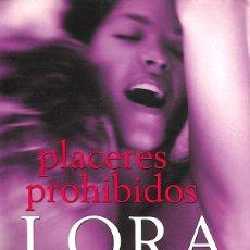 Libros de segunda mano: PLACERES PROHIBIDOS. Lote 162754274
