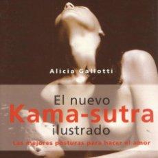 Livres d'occasion: LIBRO EL NUEVO KAMA-SUTRA ILUSTRADO. Lote 163081654