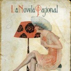 Libros de segunda mano: EL AMANTE IDEAL. MIGUEL DINARSAN. LA NOVELA PASIONAL. EDICIÓN ORIGINAL. Lote 164806310