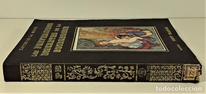 Libros de segunda mano: LES PERVERSIONS DISCRETES DE LA BOURGEOISIE. XAVIER DE LA MOTTE. PARÍS. 1973. - Foto 2 - 165500886