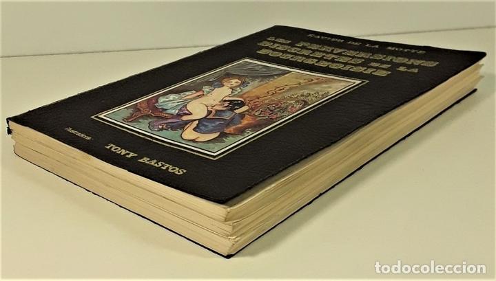 Libros de segunda mano: LES PERVERSIONS DISCRETES DE LA BOURGEOISIE. XAVIER DE LA MOTTE. PARÍS. 1973. - Foto 3 - 165500886