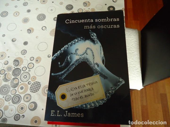 CINCUENTA SOMBRAS MAS OSCURAS (Libros de Segunda Mano (posteriores a 1936) - Literatura - Narrativa - Erótica)