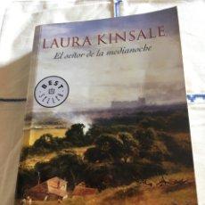 Libros de segunda mano: EL SEÑOR DE LA MEDIANOCHE DE LAURA KINSALE , DEBOLSILLO. Lote 170333928