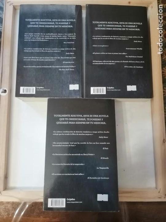 Libros de segunda mano: TRILOGÍA. CINCUENTA SOMBRAS DE GREY- 50 SOMBRAS MÁS OSCURAS - 50 SOMBRAS LIBERADAS. - Foto 2 - 204722968