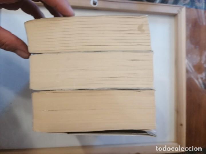 Libros de segunda mano: TRILOGÍA. CINCUENTA SOMBRAS DE GREY- 50 SOMBRAS MÁS OSCURAS - 50 SOMBRAS LIBERADAS. - Foto 6 - 204722968
