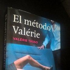 Libros de segunda mano: EL METODO VALERIE. VALERIE TASSO. SEXO Y SEDUCCION: SECRETOS PARA SER INFALIBLE. PLAZA JANES 2013.. Lote 173143883