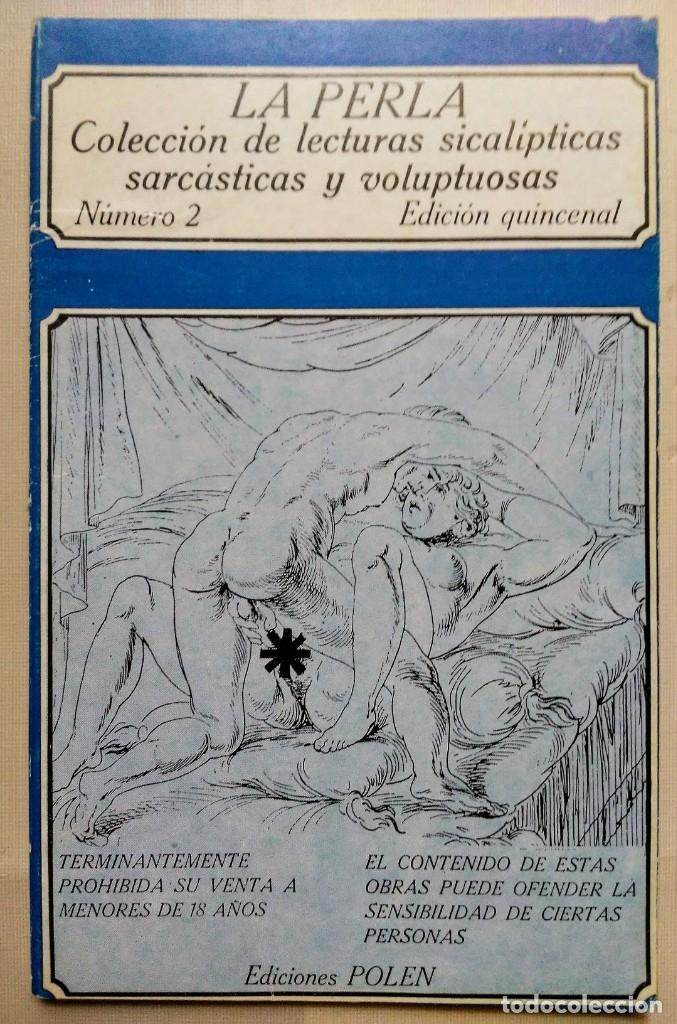 Libros de segunda mano: lote la perla nº 2 y 3 ed polen 1979 - Foto 2 - 174258692