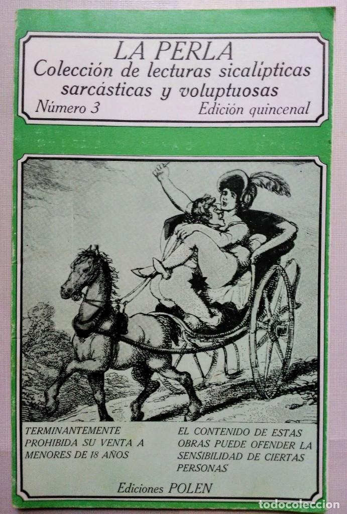 Libros de segunda mano: lote la perla nº 2 y 3 ed polen 1979 - Foto 3 - 174258692