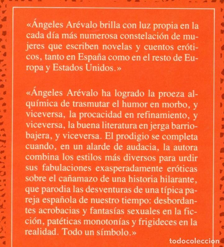 Libros de segunda mano: CARIÑOSAMENTE CRUELES. De Ángeles Arévalo. - Foto 2 - 236494615