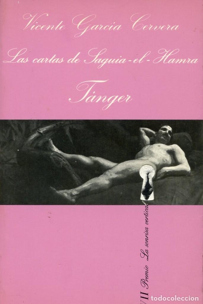 LAS CARTAS DE SAGUIA-EL-HAMRA TÁNGER. VICENTE GARCÍA CERVERA (NOVELA DE TEMÁTICA GAY). (Libros de Segunda Mano (posteriores a 1936) - Literatura - Narrativa - Erótica)