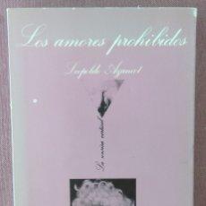 Libros de segunda mano: LA SONRISA VERTICAL Nº 20- LEOPOLDO AZANCOT. LOS AMORES PROHIBIDOS-. TUSQUETS. 1983. Lote 254564615