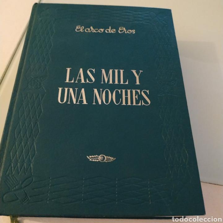 LAS MIL Y UNA NOCHES EL ARCO DE EROS (Libros de Segunda Mano (posteriores a 1936) - Literatura - Narrativa - Erótica)