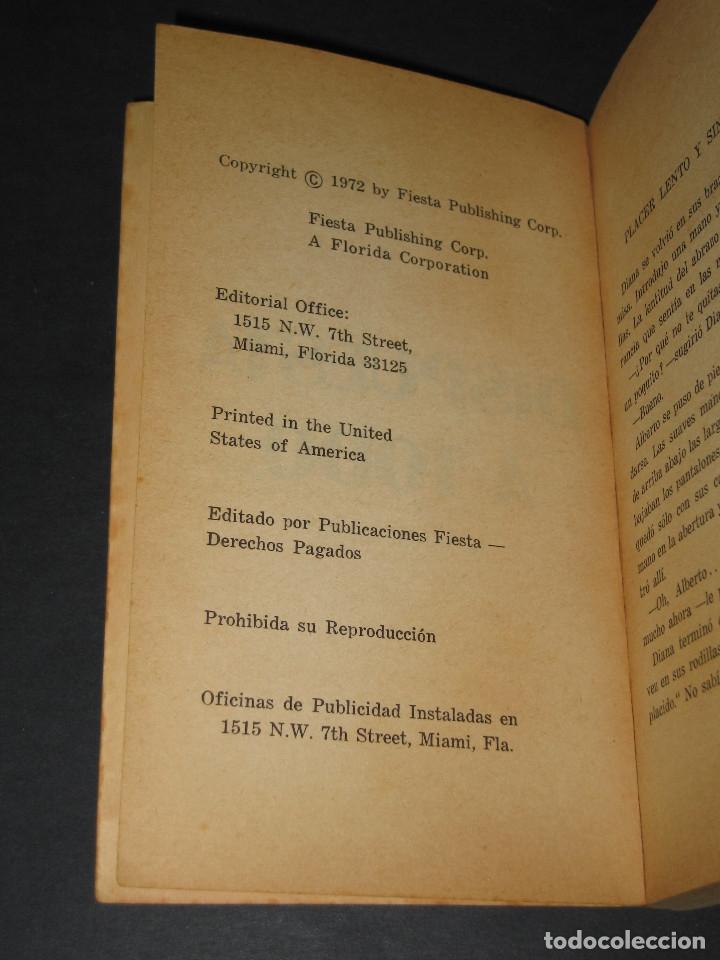 Libros de segunda mano: COLECCIÓN PIMIENTA núm. 148 A - DISPUESTA A TODO - Roberto Cabero - Ed. Fiesta - 1972 - Foto 3 - 176850397