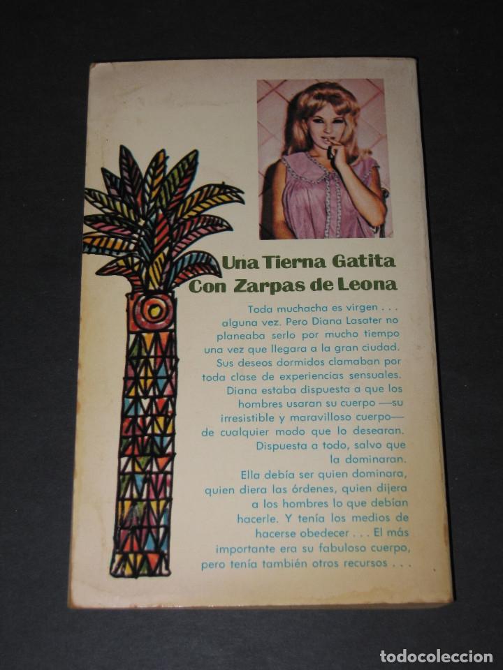 Libros de segunda mano: COLECCIÓN PIMIENTA núm. 148 A - DISPUESTA A TODO - Roberto Cabero - Ed. Fiesta - 1972 - Foto 4 - 176850397