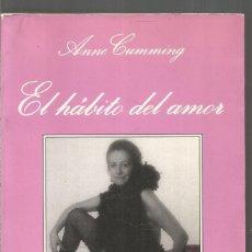 Livros em segunda mão: ANNE CUMMING. EL HABITO DEL AMOR. CONFESIONES SEXUALES DE UNA MUJER MAYOR. TUSQUETS LA SONRISA VERTI. Lote 253414385