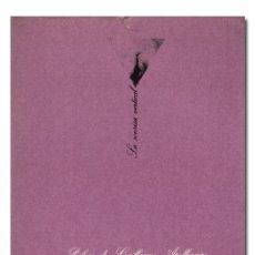 Libros de segunda mano: WILHELMINE SCHROEDER-DEVRIENT.– MEMORIAS DE UNA CANTANTE ALEMANA. TUSQUETS, LA SONRISA VERTICAL 1977. Lote 177820997