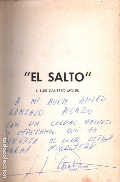 Libros de segunda mano: LUIS CANTERO : OBRAS SELECTAS (1970) FIRMADO POR EL AUTOR - Foto 2 - 178119352