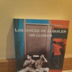 Libros de segunda mano: LOS CHICOS DE ALQUILER NO LLORAN RICHIE MCMULLEN. Lote 179206387
