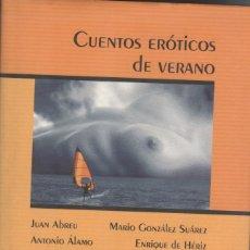 Libros de segunda mano: CUENTOS ERÓTICOS DE VERANO. Lote 180388488