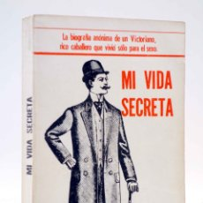 Livres d'occasion: MI VIDA SECRETA (J. FIGUEROA) EDITORIAL MODERNA, CIRCA 1960. Lote 181787727
