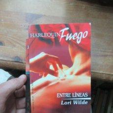 Libros de segunda mano: ENTRE LÍNEAS, LORI WILDE. L.9309-386. Lote 186399602