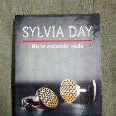 Libros de segunda mano: NO TE ESCONDO NADA. Lote 187110797