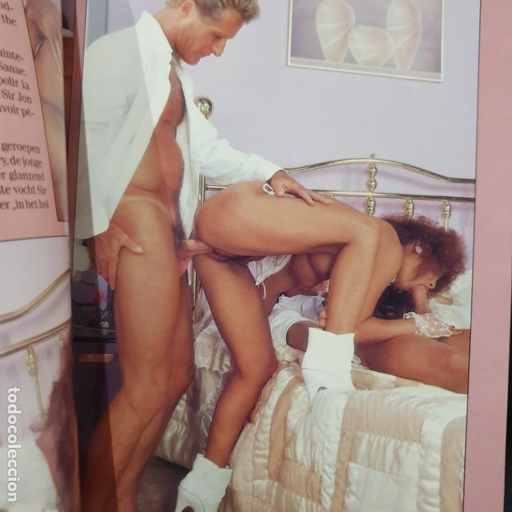 Libros de segunda mano: REVISTA PORNOGRÁFICA ANTIGUA foxy lady , lover games, vol 3,Holandes,inglés,frances y holandés PORNO - Foto 5 - 188584087