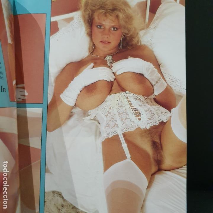 Libros de segunda mano: REVISTA PORNOGRÁFICA ANTIGUA foxy lady , lover games, vol 3,Holandes,inglés,frances y holandés PORNO - Foto 8 - 188584087