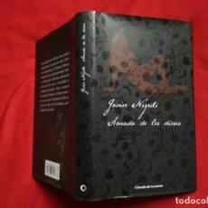 Libros de segunda mano: AMADA DE LOS DIOSES - JAVIER NEGRETE . Lote 189495833