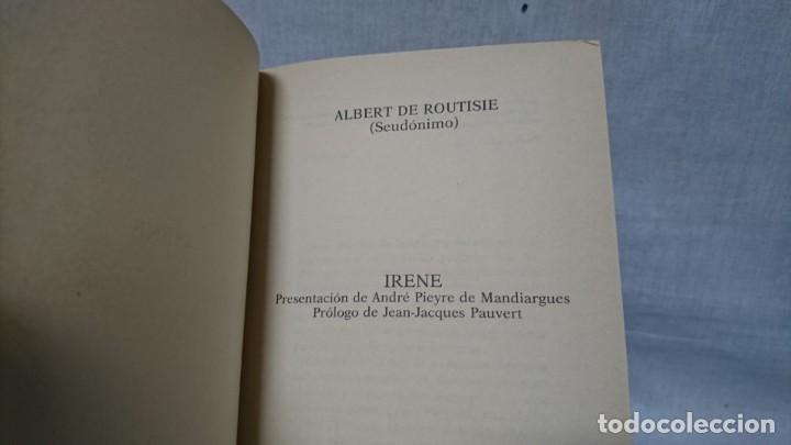 Libros de segunda mano: BIBLIOTECA DE EROTISMO, IRENE, 18 - Foto 2 - 190874503