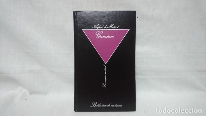 BIBLIOTECA DE EROTISMO, GAMIANI, 13 (Libros de Segunda Mano (posteriores a 1936) - Literatura - Narrativa - Erótica)