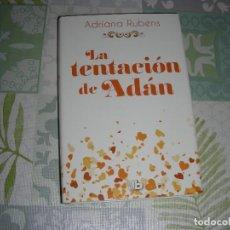 Libros de segunda mano: LA TENTACION DE ADAN ADRIANA RUBENS. Lote 194121031