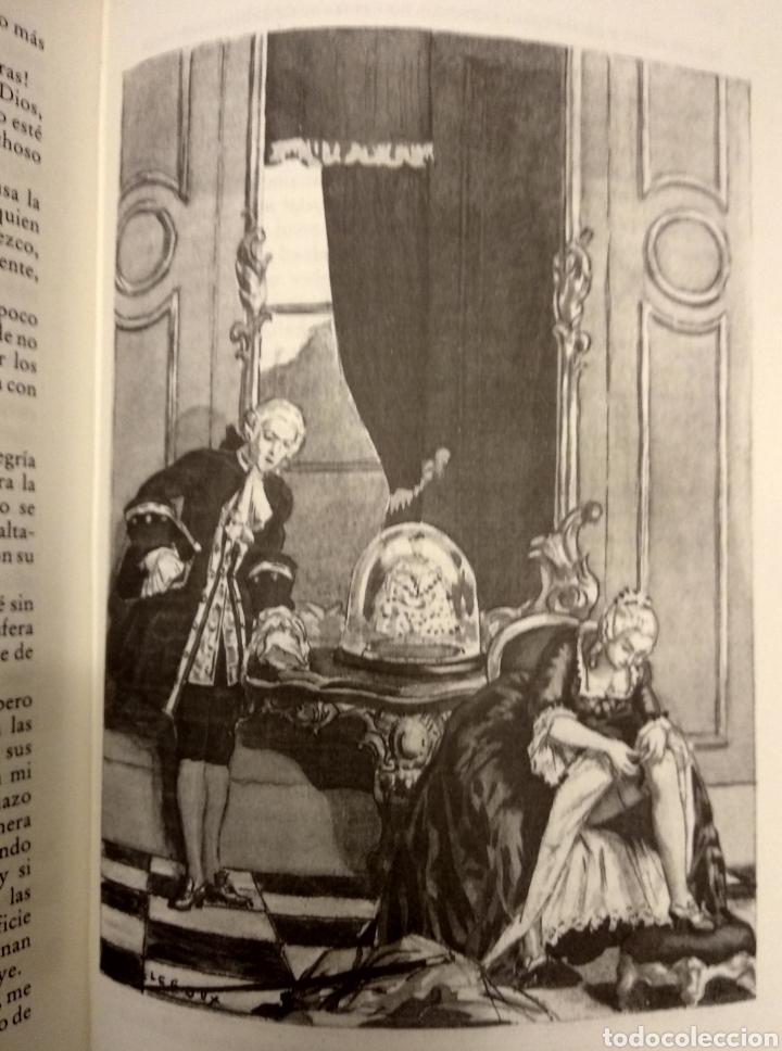 Libros de segunda mano: MEMORIAS DE JACOBO CASANOVA DE SEINGALT. Círculo del Bibliófilo, 1979. Obra completa, 6 tomos. - Foto 5 - 194339752