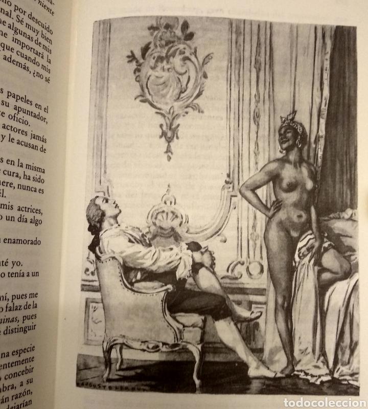 Libros de segunda mano: MEMORIAS DE JACOBO CASANOVA DE SEINGALT. Círculo del Bibliófilo, 1979. Obra completa, 6 tomos. - Foto 6 - 194339752