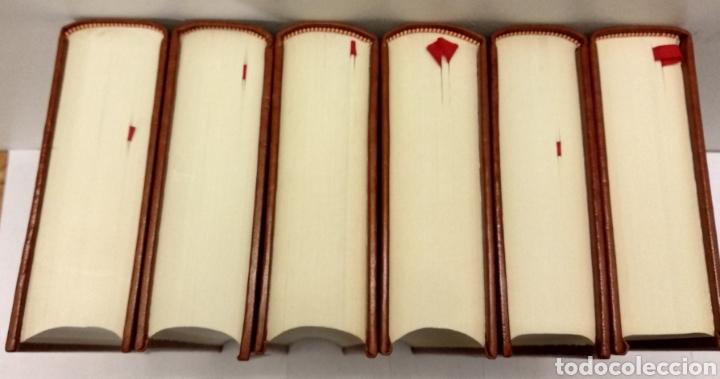 Libros de segunda mano: MEMORIAS DE JACOBO CASANOVA DE SEINGALT. Círculo del Bibliófilo, 1979. Obra completa, 6 tomos. - Foto 10 - 194339752